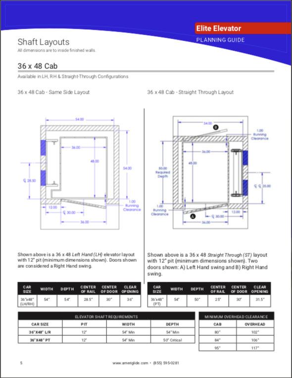 Elite Elevator Planning Guide